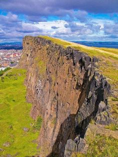 Walks: Experience a proper hill walk in Scotland's capital city. Arthur's Seat's rocky summit towers over Edinburgh, with stunning views in all directions.