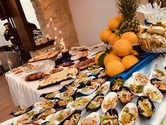 Mangiare è una necessità. Mangiare intelligentemente è un'arte.  #AntonyCatering #Francescolatinoeventi