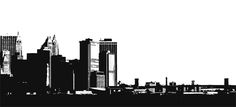 Skylines Free Illustration Vector Image