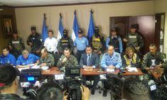 Fuerzas de seguridad de Honduras se congratulan por operativos de 2017