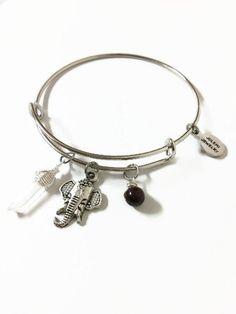 Ganesha Elephant Expandable Bracelet Hindu Elephant God Bangle Bracelet Hindu Ganesha Elephant Stacking Bracelet Wire Charm Bracelet (JB86) by JulemiJewelry on Etsy