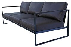 Monaco Lounge Sofa 3 | Röshults Svenska Hantverk AB