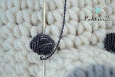 Mesmerizing Crochet an Amigurumi Rabbit Ideas. Lovely Crochet an Amigurumi Rabbit Ideas. Tutorial Amigurumi, Crochet Amigurumi, Amigurumi Patterns, Crochet Dolls, Knitting Patterns, Crochet Patterns, Knitted Dolls, Crochet Eyes, Cute Crochet