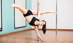 Groupon - Introductory Trial Class and One Month of Pole Dancing Lessons for R249 with Vertical Secrets Pole Dance Fitness Studios in Cape Town. Groupon deal price: R 249