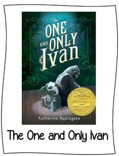 """The One and Only Ivan"" is a book of great courage and hope. Download club members can download @ http://www.christianhomeschoolhub.com/pt/Newberry-Medal-Book-Units/wiki.htm  ‪#‎homeschool‬ ‪#‎homeschooling‬ ‪#‎reading‬ ‪"