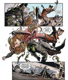 Catwoman defends her man, her Batman. Catwoman Y Batman, Catwoman Cosplay, Marvel Dc Comics, Best Comic Books, Comic Movies, Comic Books Art, Son Of Batman, Batman Family, Detective Comics