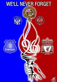 ♥ Liverpool Football Club, Liverpool Fc, Hillsborough Disaster, Merseyside Derby, You'll Never Walk Alone, Best Club, Soccer Fans, Everton, Counting