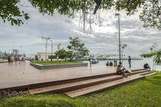 Luiz Paulo Conde Waterfront Promenade,© Ignasi Riera