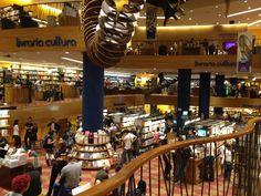 Bookstore culture - São Paulo, Brasil