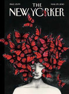 25 Capas da Revista New Yorker   Criatives   Blog Design, Inspirações, Tutoriais, Web Design