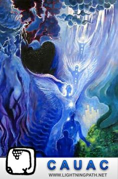 CAUAC: Storm, emotion, feelings, cleansing, telepathy, sensitivity, light body, purification, thunder beings, transformation, renewed energy, ecstatic freedom, impressionability, keys to all worlds.
