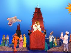 The Little Mermaid in The Netherlands (BroadwayWorld.com)