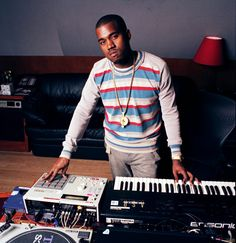 See Kanye West pictures, photo shoots, and listen online to the latest music. Dj Music, Music Is Life, Hip Hop Producers, J Dilla, Music Studio Room, Rap Albums, Hip Hop Art, Recording Studio, Kanye West
