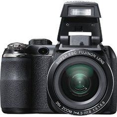 Fujifilm FinePix S4300 14 MP Digital Camera with Fujinon 26x Wide Angle Optical Zoom Lens and 3-Inch LCD - http://allgoodies.net/fujifilm-finepix-s4300-14-mp-digital-camera-with-fujinon-26x-wide-angle-optical-zoom-lens-and-3-inch-lcd/
