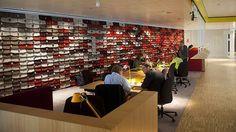 Kvadrat - North Tiles MSFT Amsterdam Office