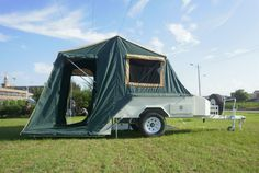 Trailer Tents | Camping Tent Trailer - China Trailer, Camper Trailer