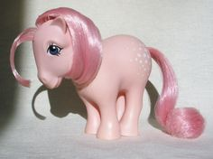 Old school MLP! They were so cuddly...