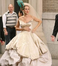 The 10 Best Movie/TV Wedding Dresses of All Time - Wedding Party