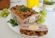 Wielkanocna pieczeń - DoradcaSmaku.pl Quiche, French Toast, Sandwiches, Eggs, Breakfast, Food, Morning Coffee, Essen, Quiches