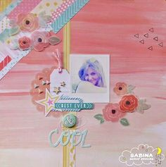 Dream layout #7.17 | Scrap Dreams | Bloglovin'