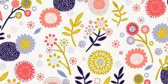 Rachel Cave Title Pattern Design
