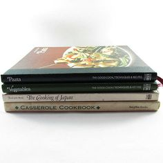 4 Time Life Cookbooks Pasta Japan Taste Of Homes Casserole Recipes Hardcover