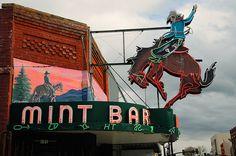 Mint Bar - Sheridan, Wyoming
