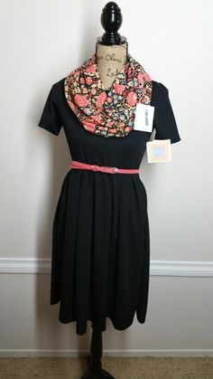 XS Amelia Dress with Cassie pencil skirt as scarf! Ready to ship!