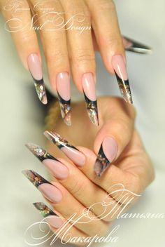 Nails by Tanya Makarova, Magnetic Nail Design