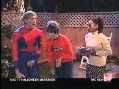 Stuart Halloween - Mad TV