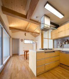 3대가 함께 살아가는 집   1boon Kitchen, House, Concept, Furniture, Home Decor, Cooking, Decoration Home, Home, Room Decor