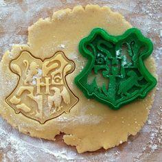 Hogwarts-Wappen-Ausstecher. Harry Potter Hogwarts von BakeAndCut