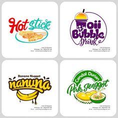 Contoh Desain Logo Thai Tea