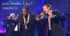 Na verdade nem precisaria indicar o Justin Timberlake aqui no blog porque é raro alguém não conhecê-lo, mas eu me deparei com um vídeo de uma apresentação ao vivo dele no Saturday Night Livecom a participação especial do Jay-Z que eu simplesmente morri de amores de tão perfeita que foi!❤ Não é a toa que o Justin foi o que mais se destacou na época das boy bands.Que talento! Adoro...