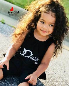 Nova Valentina - 2 Years • Mexican & African American ♥️