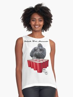 Drink for Harambe