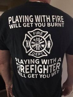 Hee hee gift ideas for him Firefighter Crafts, Firefighter Apparel, Firefighter Paramedic, Firefighter Love, Volunteer Firefighter, Firefighter Boyfriend, Firefighters Girlfriend, Fire Dept, Fire Department