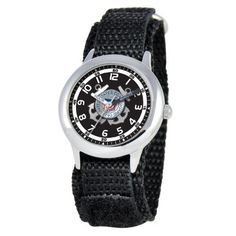 eWatchFactory Kids' W000173 Coast Guard Stainless Steel Time Teacher Watch eWatchFactory. $25.58. Time Teacher watch design with labeled Hour & Minute hands, recommended for ages 3-7 yrs old. Meets or exceeds all US Government requirements and regulations for children's watches. Accurate quartz movement. Stainless steel case, water resistant to 3ATM. 1 year limited manufacturer's warranty