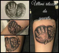 Tatuajes Dedicados A Padres Fallecidos único Tatuaje Estilo Realista