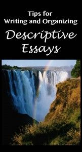 Tons of tips and tools for teaching students how to write #Descriptive #Essays!
