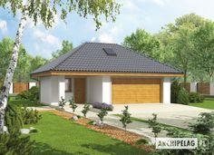 Garaż G20 Terrain Constructible, Plan Garage, Gazebo, Outdoor Structures, Kit, House, Balcony, Projects, Kiosk
