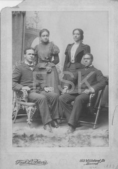 Songs of the Jubilee Singers  Being Black in America Past and