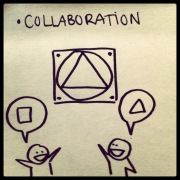 visual language - collaboration