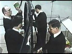 Karlheinz Stockhausen - Mikrophonie 1 - Film 1966 - YouTube
