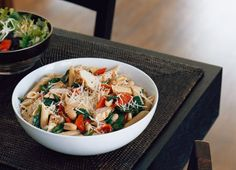 Tuscan Chicken Pasta Photo by: