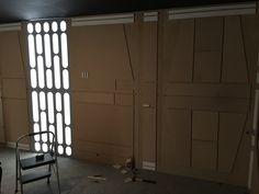 Star Wars wall panel