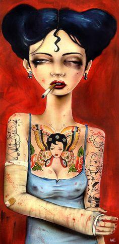 #Artist Brian M. Viveros