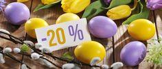 Дорогие друзья! Рады сообщить о том, что скидки в 20% на апрельские товары месяцастанут доступны уже с 26 марта. Время готовится к праздникам и украшать свой дом. Желаем успехов в выборе.