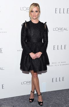 Traumatic: Reese Witherspoon revealed she was assaulted by a director as she was starting ...