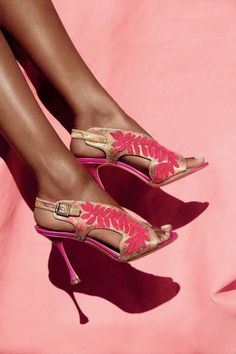 Manolo Blahnik Spring/Summer 2015 Campaign – #TheShoeBook #AssoulinePublishing